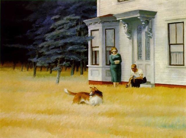 Chân dung chú chó xuất hiện trong những siêu phẩm hội họa - 11