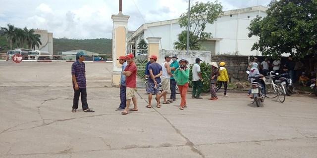 Quảng Nam: Dân bức xúc vì sự cố môi trường tại nhà máy cồn
