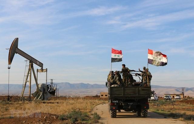 Syria bắt đầu triển khai quân đội dọc biên giới với Thổ Nhĩ Kỳ