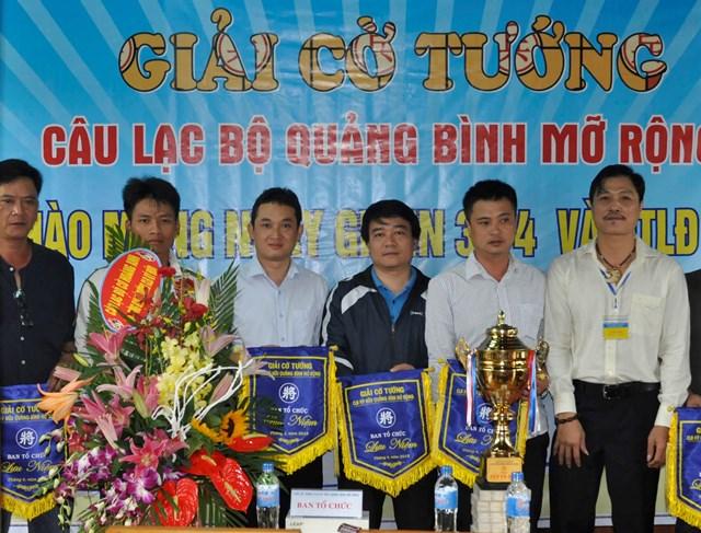 43 kỳ thủ tranh tài giải Cờ tướng CLB Quảng Bình mở rộng - 1