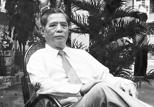 Đồng chí Nguyễn Văn Linh (1915-1998): Tổng Bí thư của đổi mới