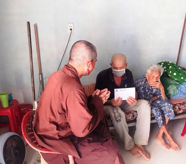 Phật giáo Quảng Ngãi ủng hộ 500 triệu đồng phòng, chống dịch Covid-19