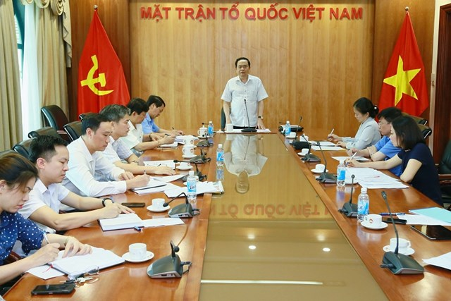 Mặt trận Trung ương hỗ trợ Lai Châu, Hà Giang 2 tỷ đồng - 1