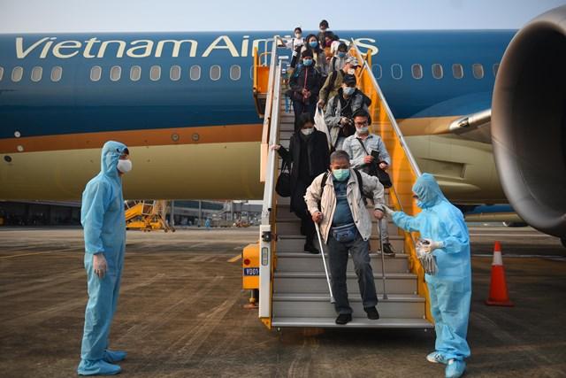 Ngày 2/5, công dân Việt mắc kẹt tại UAE do dịch Covid-19 sẽ về nước