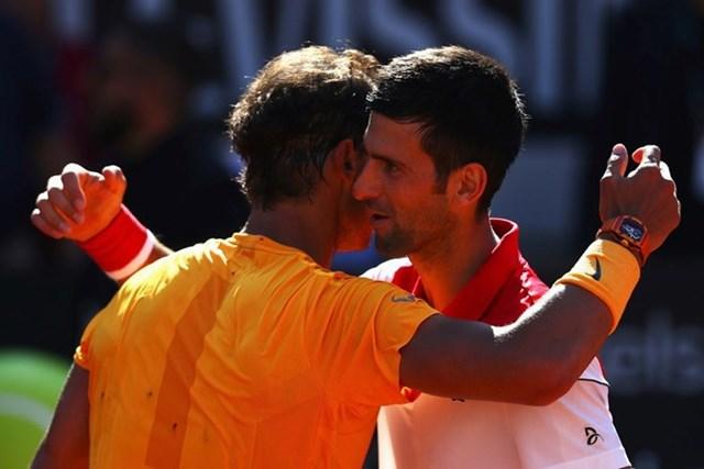Nadal hạ gục Djokovic, sẵn sàng đối đầu nhà đương kim vô địch - 1