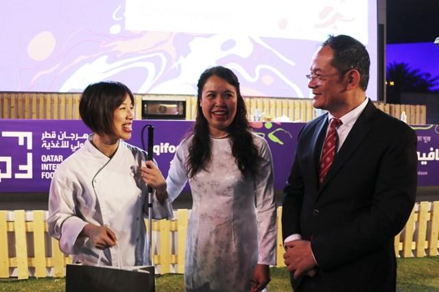 Việt Nam tham dự Lễ hội ẩm thực quốc tế tại Qatar - 1