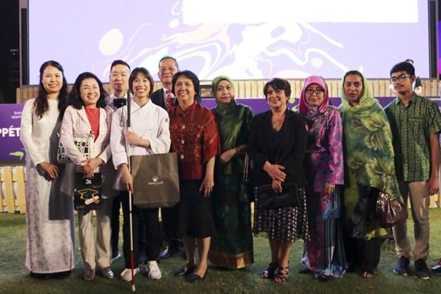 Việt Nam tham dự Lễ hội ẩm thực quốc tế tại Qatar - 2