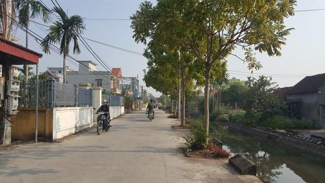Nam Định sơ kết mô hình điểm 'Khu dân cư bảo đảm trật tự ATGT' - 1