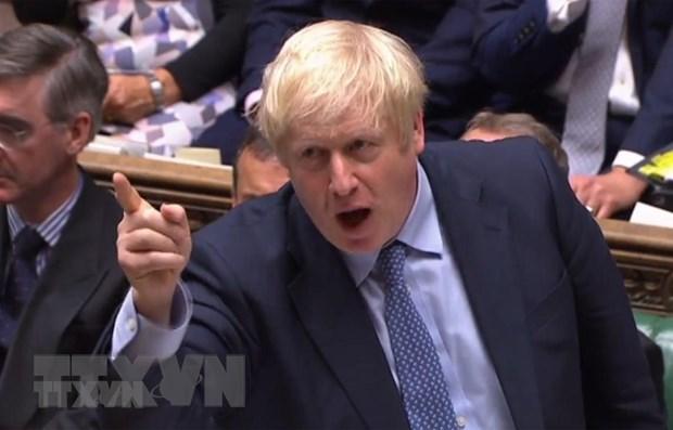 Thủ tướng Anh công bố kế hoạch Brexit mang tính quyết định