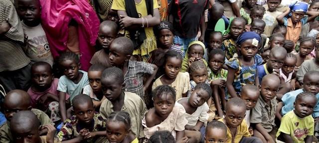 Trẻ em trong một thế giới bất ổn