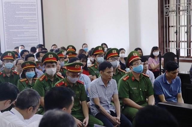 Xét xử vụ gian lận thi cử: Cựu Trưởng phòng An ninh Chính trị nội bộ kêu oan