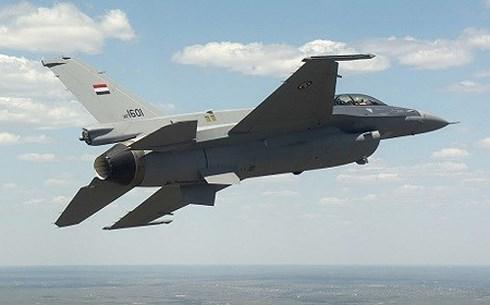Iraq không kích đầu não của IS tại Syria