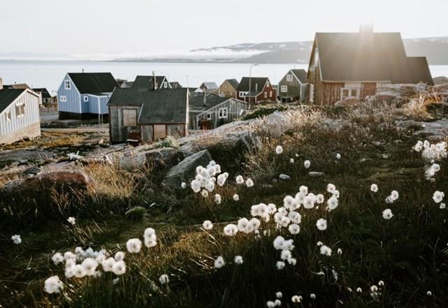 [ẢNH] Vẻ đẹp Greenland- hòn đảo 'trong mơ' của ngài Trump - 2