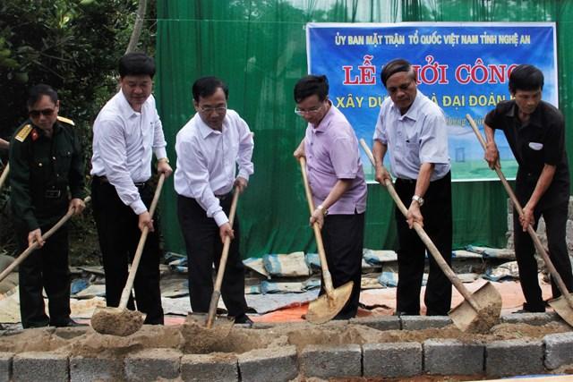 MTTQ Nghệ An: Quyết tâm, triển khai nhiều nhiệm vụ quan trọng