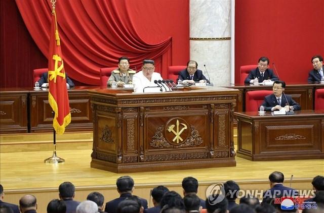 Ông Kim Jong-un triệu họp về an ninh quốc phòng giữa lúc căng thẳng với Mỹ - 1