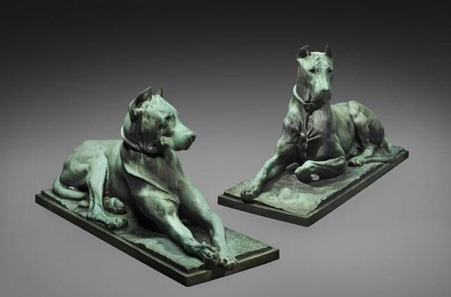 Chân dung chú chó xuất hiện trong những siêu phẩm hội họa - 4