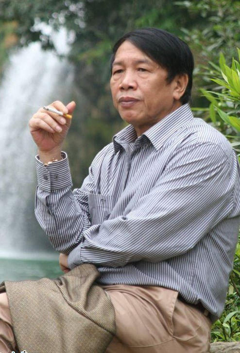 Nhà văn Khuất Quang Thụy: Sáng tạo là đi về phía trước và nuôi hy vọng