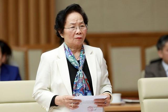 Hội nghị đánh giá việc thực hiện quy chế phối hợp công tác giữa Chính phủ và MTTQ Việt Nam - 3