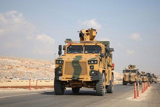 Thổ Nhĩ Kỳ sắp thiết lập vùng an toàn tại Syria