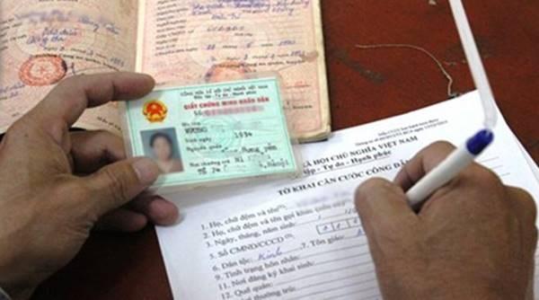 Quy định mới về thủ tục cấp thẻ Căn cước công dân