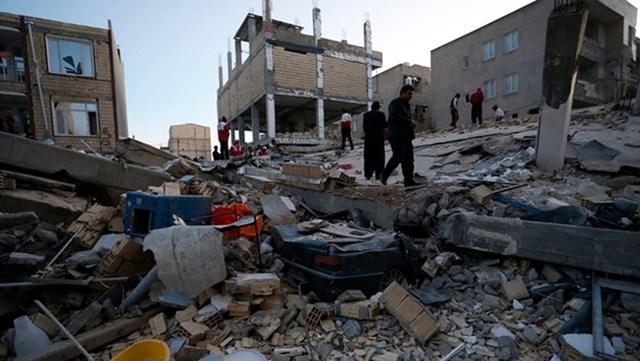 Iran: Động đất dữ dội, nhiều người thương vong