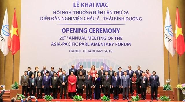 Xây dựng một tương lai chung tốt đẹp hơn cho Châu Á-Thái Bình Dương - 3