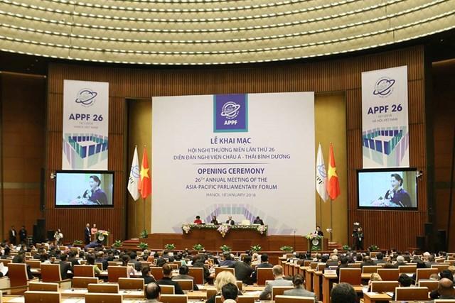 Xây dựng một tương lai chung tốt đẹp hơn cho Châu Á-Thái Bình Dương - 2