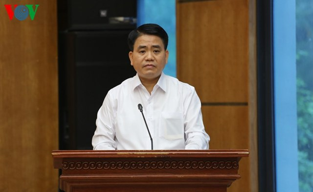 Chủ tịch Hà Nội: Đề nghị công an vào cuộc làm rõ trách nhiệm Viwasupco - 1