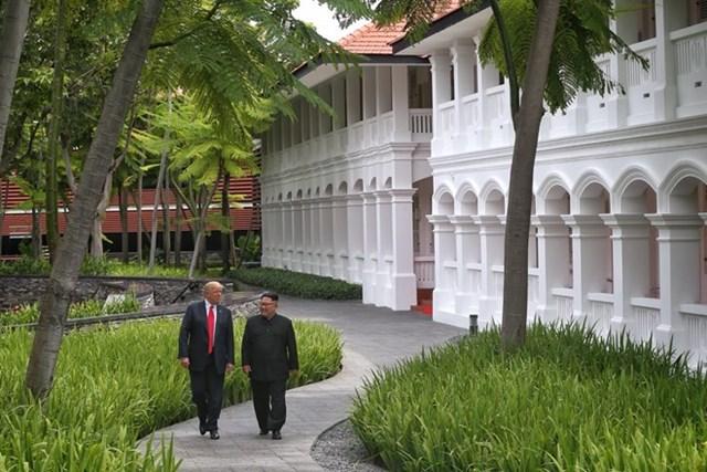 Hội nghị thượng đỉnh giữa Mỹ và Triều Tiên thành công tốt đẹp - 3