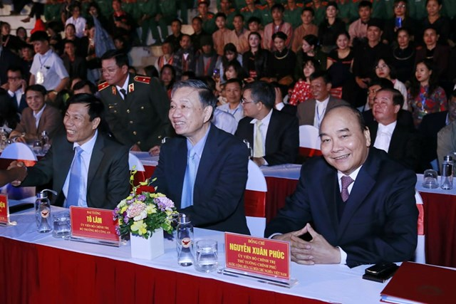 Khai mạc 'Tuần Đại đoàn kết các dân tộc - Di sản văn hóa Việt Nam' năm 2019 - 1