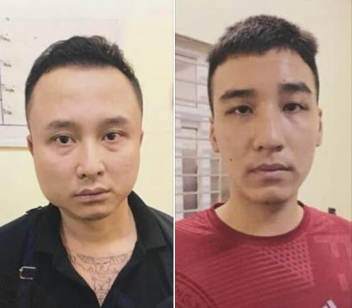 Hà Nội: Tạm giữ hai đối tượng chém người sau va chạm giao thông
