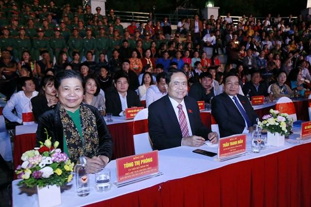 Khai mạc 'Tuần Đại đoàn kết các dân tộc - Di sản văn hóa Việt Nam' năm 2019 - 2
