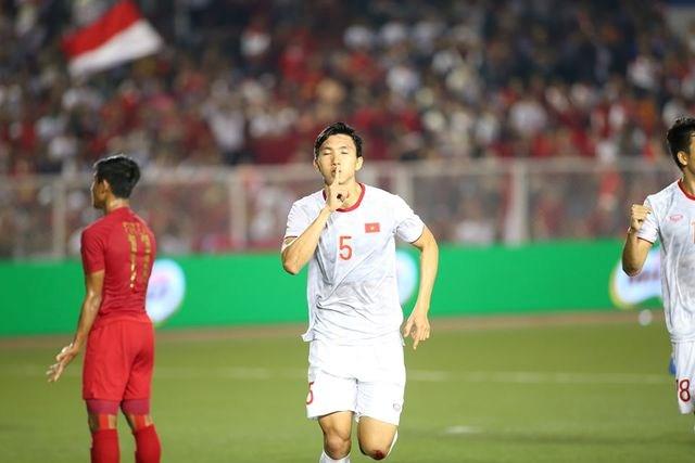 Áp đảo U22 Indonesia, Việt Nam lần đầu tiên vô địch SEA Games - 1