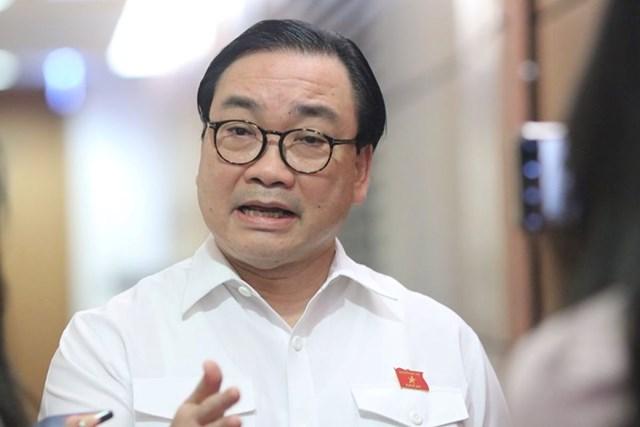 Dự án TISCO II: Vi phạm của ông Hoàng Trung Hải 'đến mức phải xem xét kỷ luật'