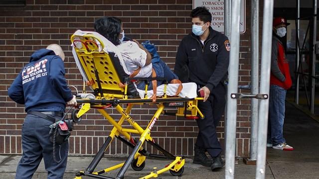 Dịch Covid-19: Ca nhiễm và tử vong ở Mỹ, Tây Ban Nha tăng mạnh