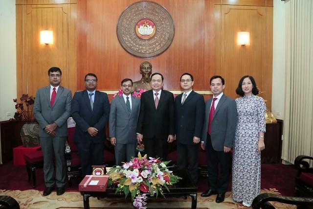 Thắt chặt hơn nữa mối quan hệ hữu nghị Việt Nam - Ấn Độ - 5