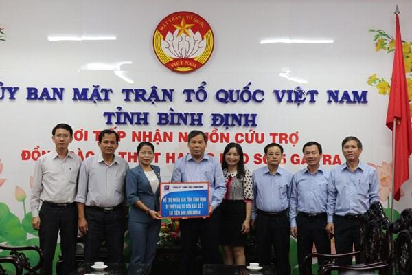 Bình Định: Triển khai vận động xây dựng Quỹ 'Vì người nghèo' các cấp trong tỉnh năm 2020