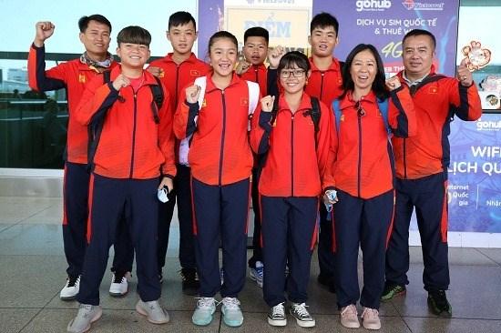 Đội tuyển quần vợt trẻ Việt Nam tham dự vòng Sơ loại Junior Davis Cup và Junior Fed Cup 2020