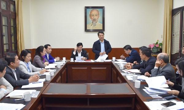 Tăng cường phối hợp, chuẩn bị hướng tới kỷ niệm 90 năm Ngày truyền thống MTTQ Việt Nam - 2