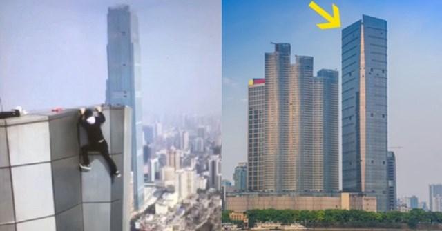 Tử vong khi mạo hiểm leo lên nóc tòa nhà 62 tầng