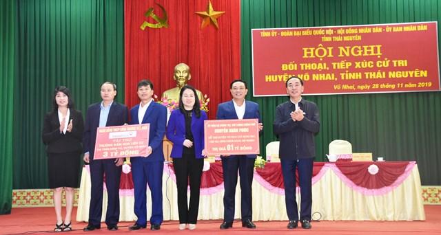 Thái Nguyên: Đối thoại trực tiếp với nhân dân - 2