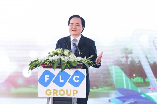 Tập đoàn FLC khởi công Đô thị Đại học quy mô hơn 700 ha tại Quảng Ninh - 3