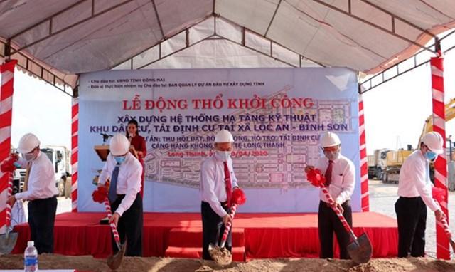 Hạ tầng đồng bộ, Đồng Nai bùng nổ hàng loạt dự án bất động sản quy mô lớn - 2