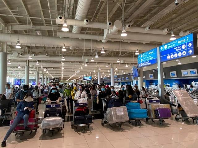 Đưa gần 300 công dân Việt tại UAE về nước an toàn
