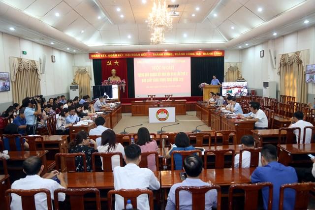Mặt trận Trung ương thông báo nhanh kết quả Hội nghị Trung ương 11 (khóa XII) - 3