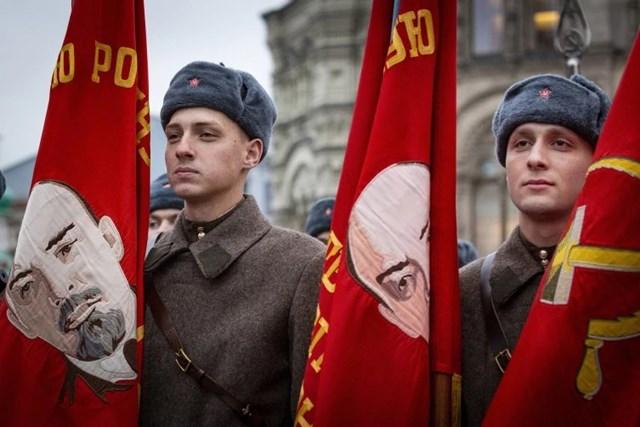 [ẢNH] Nga tổng duyệt cho lễ diễu binh lịch sử trên Quảng trường Đỏ - 4