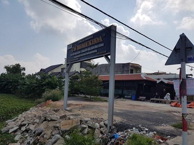 Quảng Nam: Lấn chiếm đất công, sao lại khó xử lý?