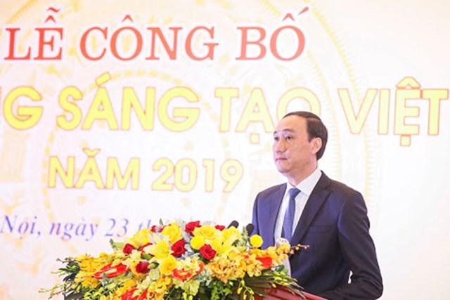 Vinh danh 74 công trình tiêu biểu trong Sách vàng Sáng tạo Việt Nam năm 2019 - 14