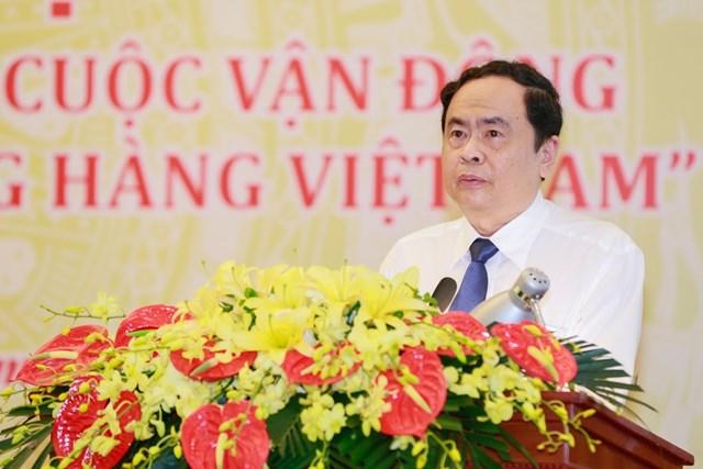 Hàng Việt - khơi dậy bản lĩnh, ý chí Việt - 1