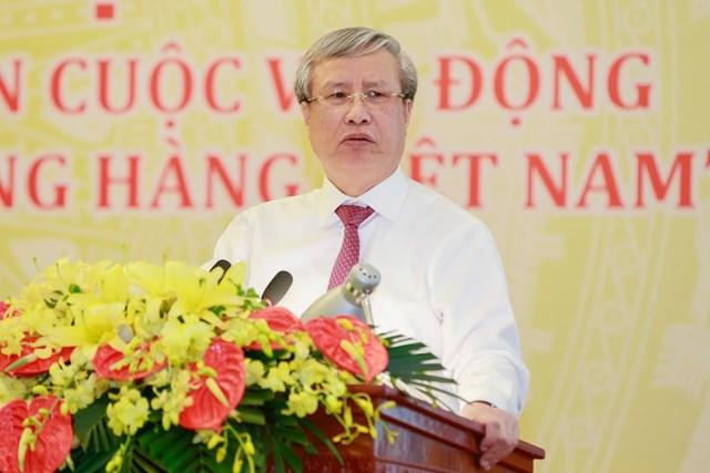 Hàng Việt - khơi dậy bản lĩnh, ý chí Việt